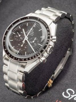 The Omega Speedmaster Professional: First W...