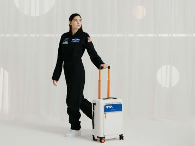 Limited NASA Edition Cabin Luggage