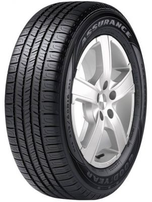 Set of Four Goodyear-Brand Tires