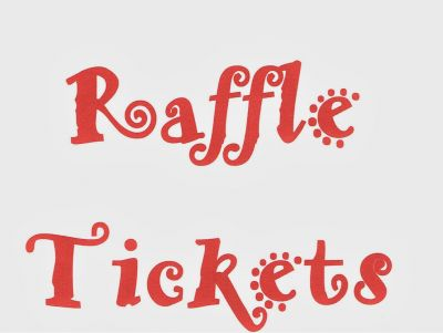 Raffle Tickets - One Ticket for $20.00