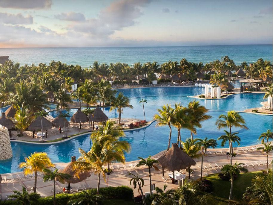 Sensational Resorts in Mexico