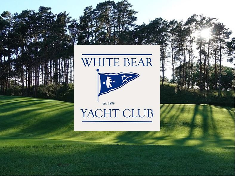 Enjoy a Round of golf for 4 at the White Bear Yacht ...