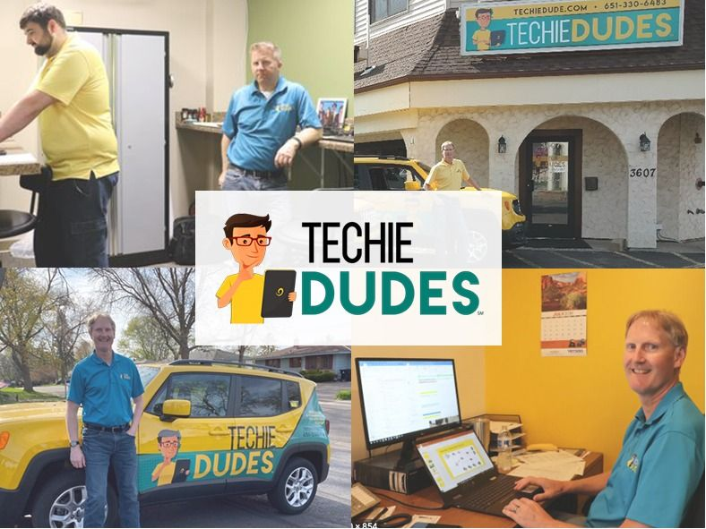 Need Computer help?  Here's your answer-Techie Dudes...