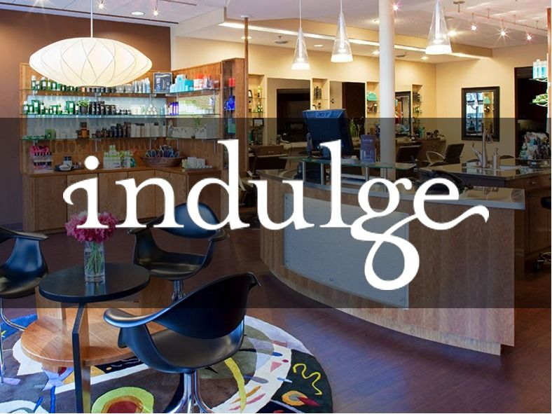 Full highlight at Indulge Salon & Spa with Chris...
