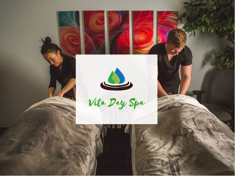 Pamper yourself at Vita Day Spa $100 gift certificat...