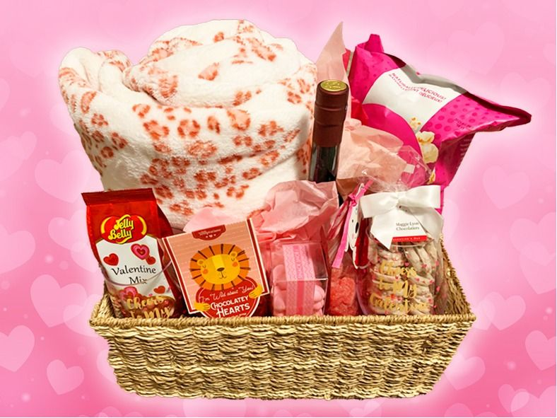 Be My Valentine! This Basket is all you need for you...