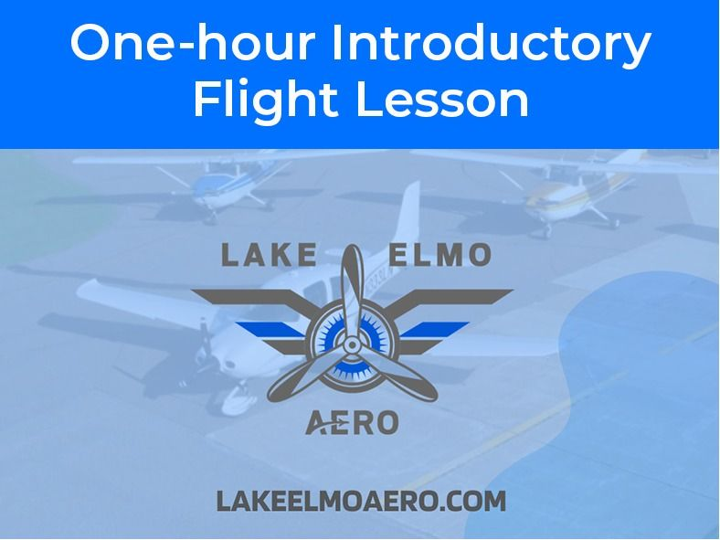 One-hour Introductory Flight Lesson