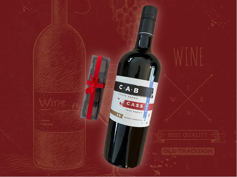 Cass Cabernet  and Truffles