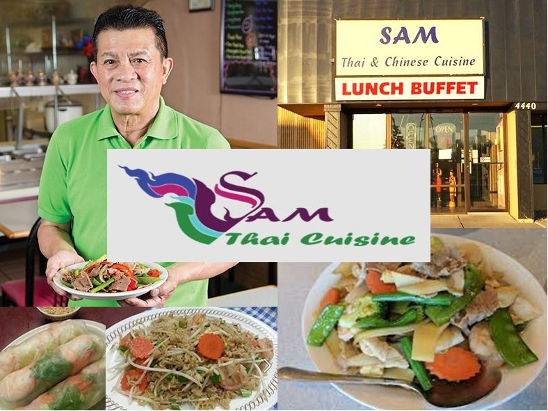 Sam Thai Cuisine $25 gift card