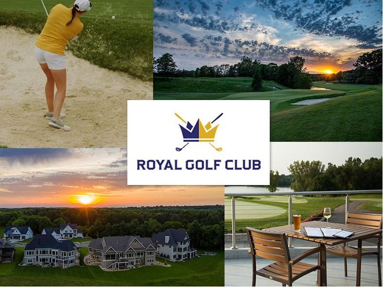 Gift Certificate for Royal Golf Club, Lake Elmo, MN