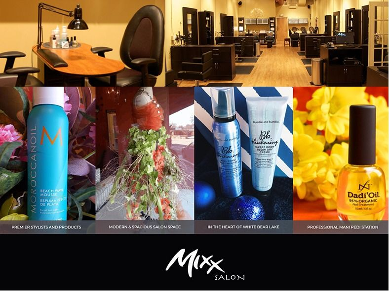 Mixx Salon $25 Gift Card