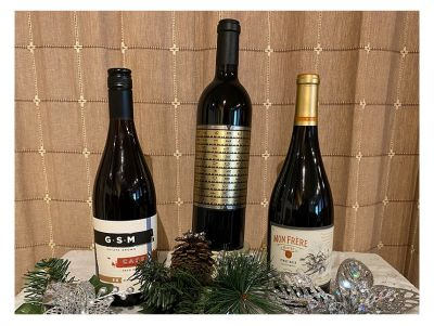 Red Variety Pkg- Great for a wine tasting f...