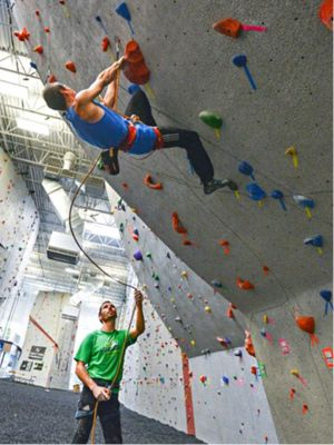 Climb to higher heights at Vertical Endeavo...