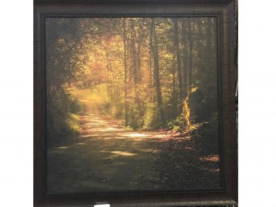 Large Beautiful Framed Painting