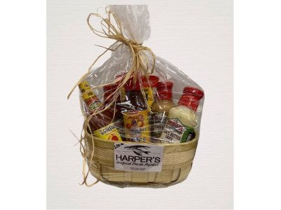 Gift Basket From Harpers