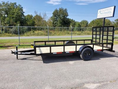Anderson LS614 6x14 Utility Trailer
