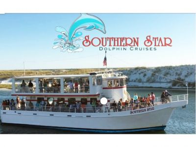 Four Southern Star Dolphin Cruise Tickets