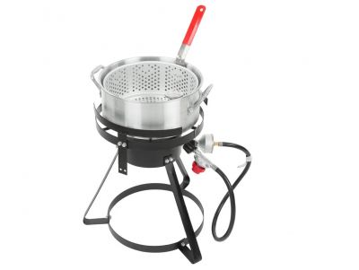 Propane Fish Cooker