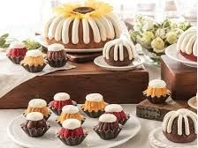''Nothing Bundt Cakes'' for a Year!