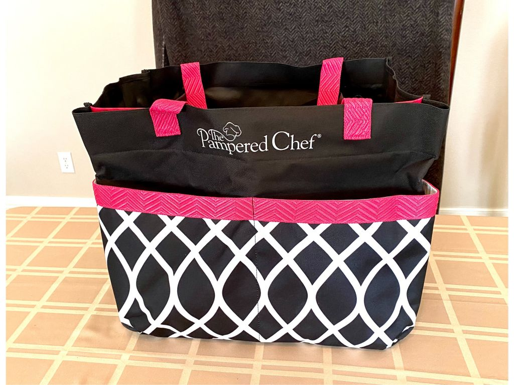 Pampered Chef Hostess Tote