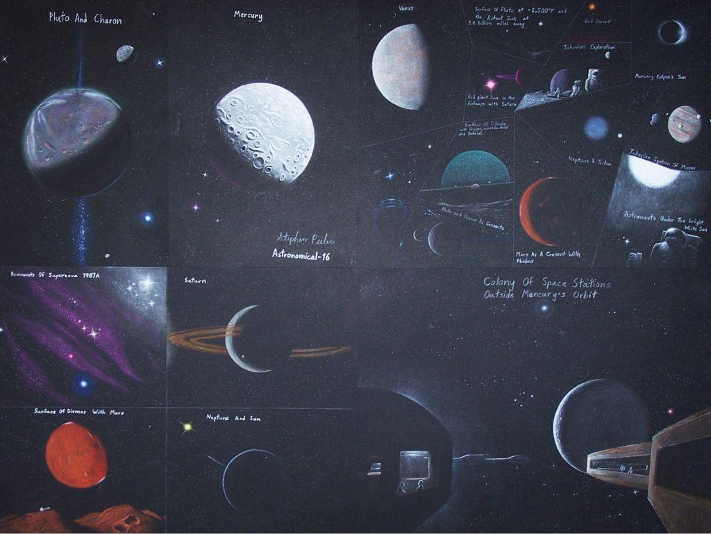 Astronomical 16