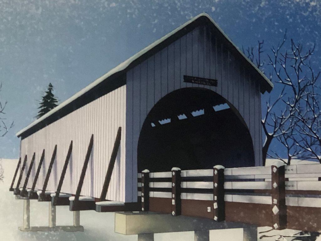 Covered Bridge - 2011