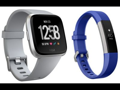 Fitbit Set for Adult and Child