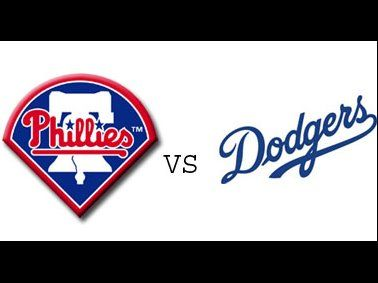 4 Phillies vs  LA Dodgers Tickets - Tues Ju...
