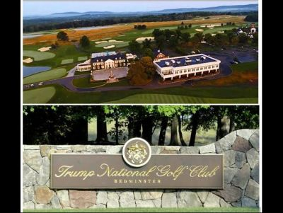 Trump National Golf Club - Bedminster, NJ -...