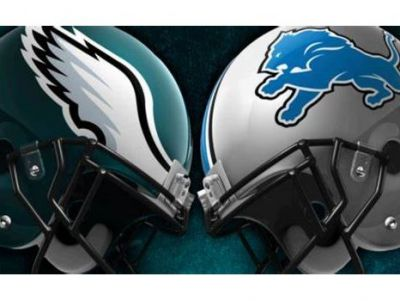4 Eagles vs Lions Tickets! Sept 22nd @1pm