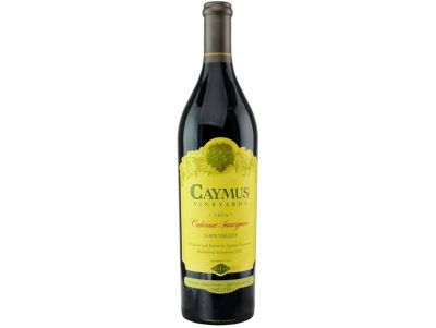 Caymus Vineyards - Cabernet Sauvignon 2014