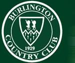 Foursome of Golf at Burlington Country Club...
