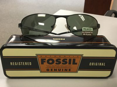 Mens Fossil sunglasses