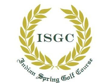 Indian Spring Golf Course - Certificate for...