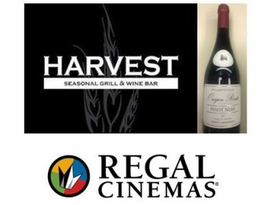 Date Night #1 - Harvest & Regal Cinemas