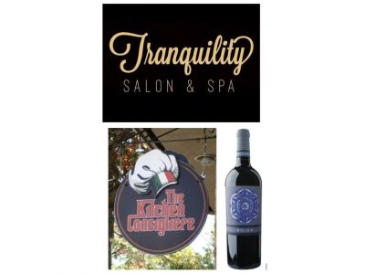 Treat Yourself! Tranquility Salon Haircut -...