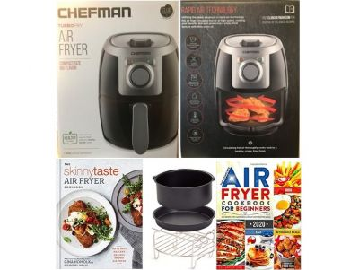 The Complete Air Fryer Kit for Beginners