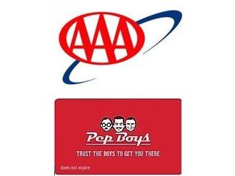 Car Care For You! Pep Boys & AAA Member...