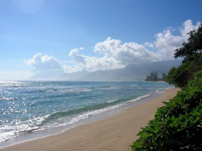 Seven Night Stay Hawaii Ocean View Vacation Rental