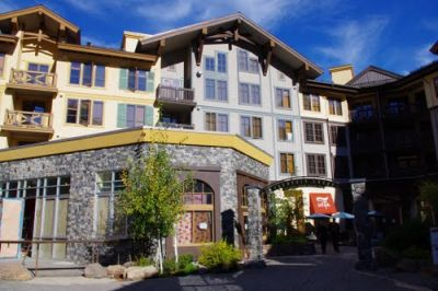 Two Summer/Fall Nights at Squaw Valley Lodge