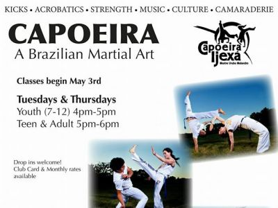 One Year of Capoeira Brazilian Martial Arts Classes