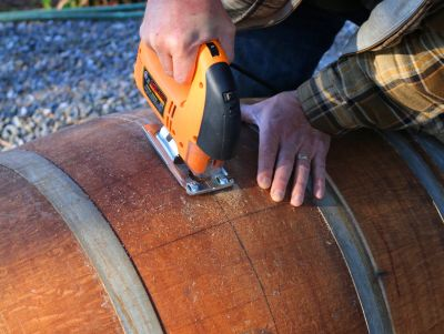 A Slice of the Barrel: One Case of Cappelli 2015 Zinfandel