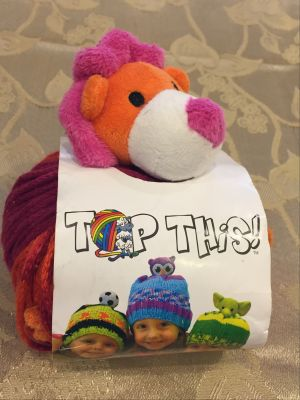 Top This! Lion Hat Kit and $15 Gift Certificate