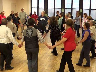 Folk Dance Night with Ali LaVanway