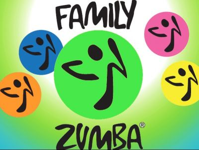Two Months of Family Zumba Classes