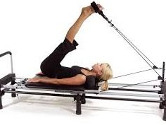 One Hour Pilates Session with Nina