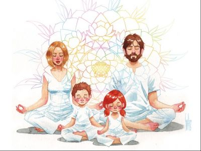 Meditation and Spiritual Healing for Parents
