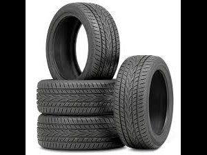 Set of 4 Tires up to $800 From James Hodge Dodge