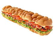 3 Foot Subway Sandwich with Cookie Platter