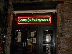 4 Tickets to The Comedy Underground